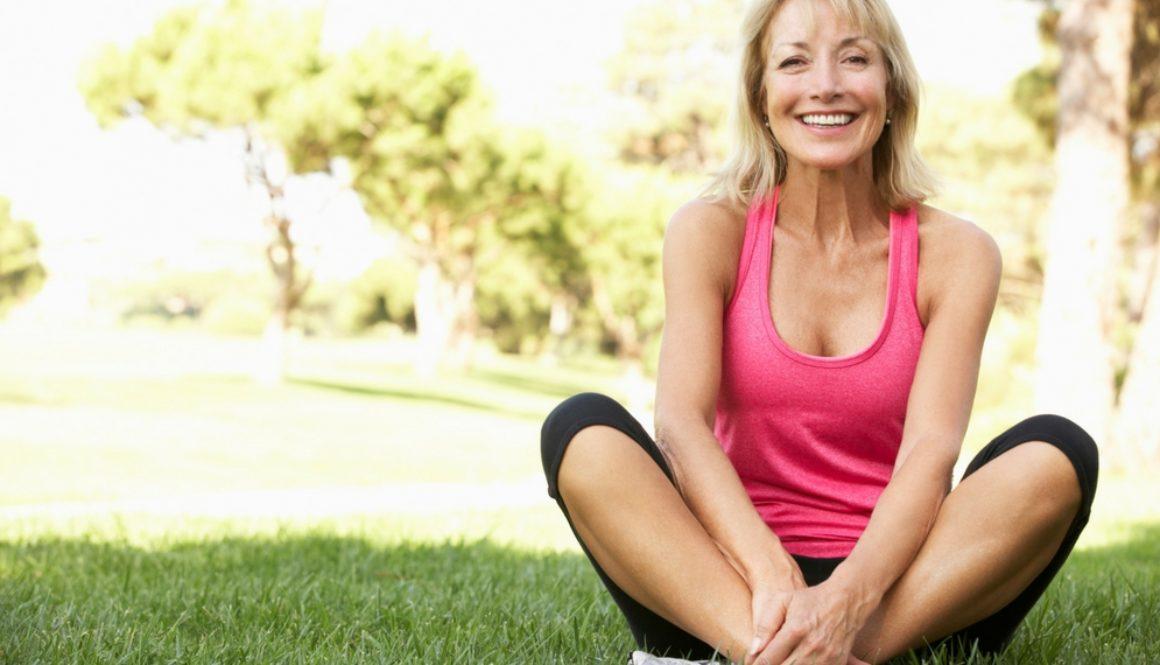 Sara Braga yoga séniores